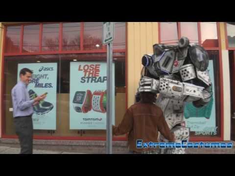 Судьба робота из BostonDynamics 2 озвучка, много мата