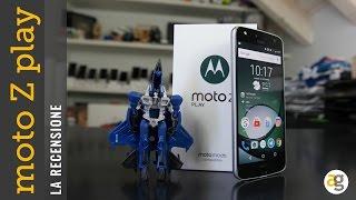 RECENSIONE Moto z play e mods PROIETTORE!