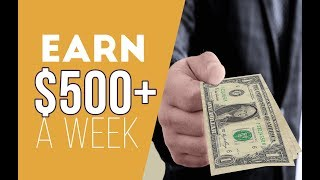$500 A Week Music Jobs from Home