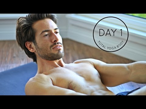 Day 1 Total Yoga Body Workout | Yoga Dose