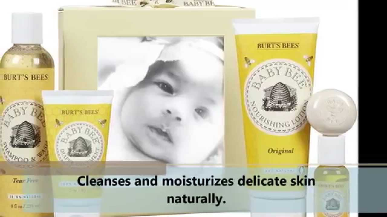 baby bee gift set review does burt u0027s bees baby bee work youtube