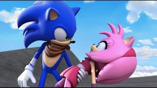 Sonamy 💖 Échame la Culpa | Sonic Boom