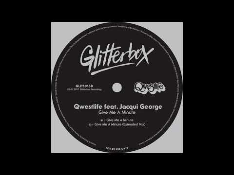 Qwestlife feat  Jacqui George 'Give Me A Minute' (Extended Mix)