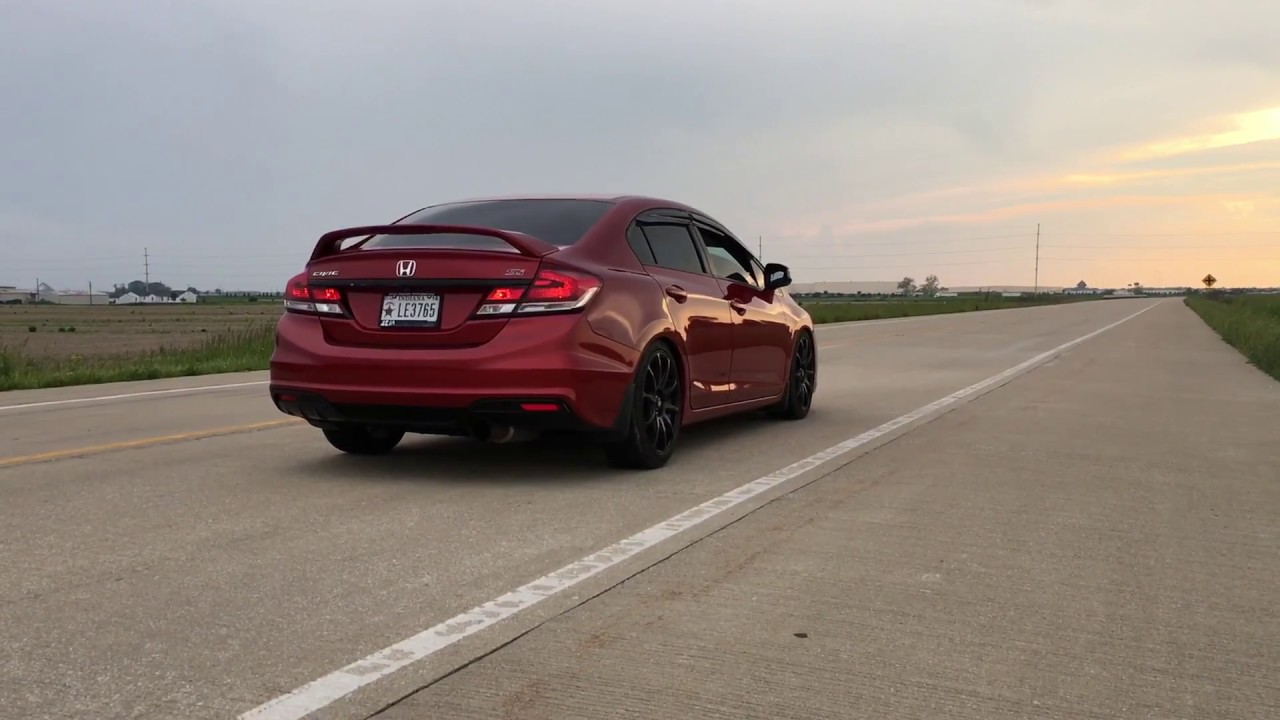 9th gen civic si 2 step launch with