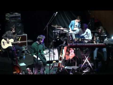 The Retuses - Virgo [Центральный Дом Художника - Москва - 22.11.2013]