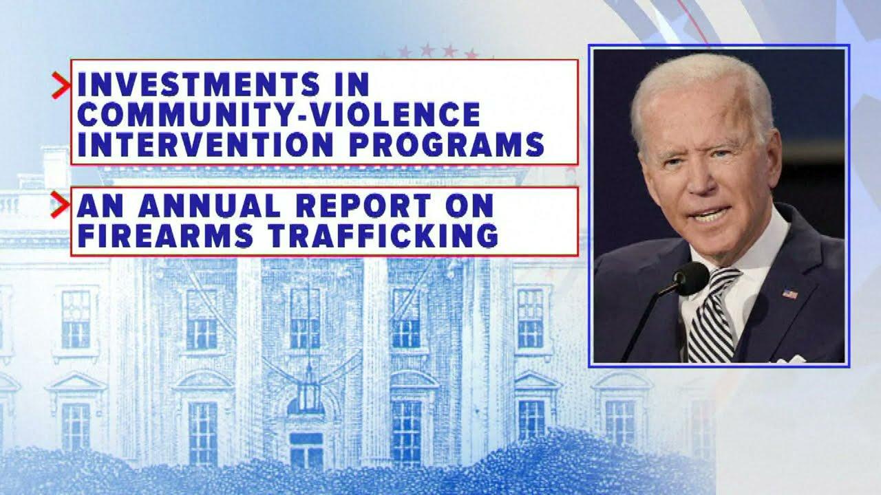 Biden to announce gun control measures, nominate gun control ...