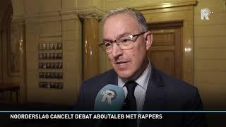 Aboutaleb teleurgesteld nadat Noorderslag debat met rappers cancelt