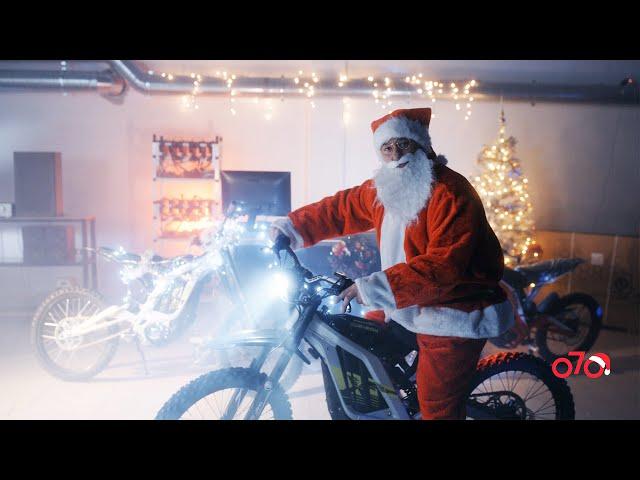 Surron - Santa got Crazy!
