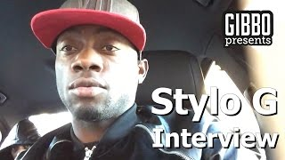 Stylo G: Lion Eye Preview, Lack Of Respect For Reggae & Mass Appeal