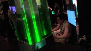 True 3D Display by Burton・慶應義塾大学([SIGGRAPH]「Emerging Technologies」展示セクションレポート(3) 液晶や有機ELの先にある「未来のディスプレイ」とは? http://www.4gamer.net/games/038/G0038..., 2011-10-11T09:20:27.000Z)