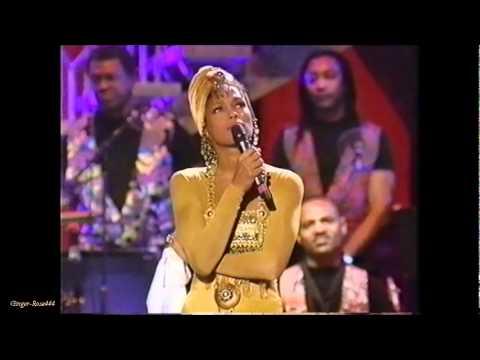 """Whitney Houston (LIVE)""""Amazing Grace"""""""