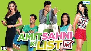 Amit Sahni Ki List {2014} (HD)- Hindi Full Movie - Vir Das | Vega Tamotia | Anandita Nayar thumbnail