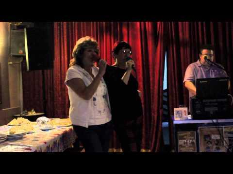 Christmas cheer Karaoke with Flotsam and Jetsam