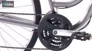 Городской велосипед женский Trek Verve WSD 2 с комфортной посадкой(Женский городской велосипед Trek Verve WSD Городские велосипеды привлекают внимание в первую очередь оригинальн..., 2015-04-07T11:41:59.000Z)
