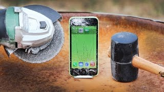 Убийство iPhone 5C / Crash Test