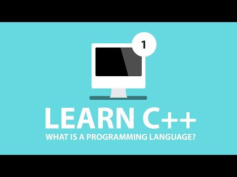 C++ Programming Tutorials - 1 - What is C++?