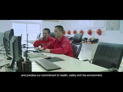 2015 Sinopec Corporate Video