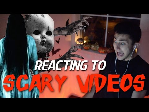 WATCHING THE SCARIEST VIDEOS OF MY LIFE