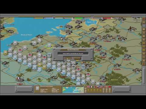Strategic Command WWI - Breakthrough: Gameplay #7