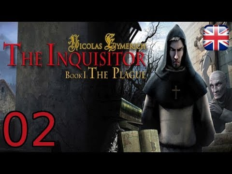 Nicolas Eymerich the Inquisitor - Book I: The Plague - [02/08] - English Walkthrough |