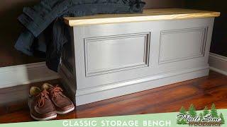 Classic Storage Bench