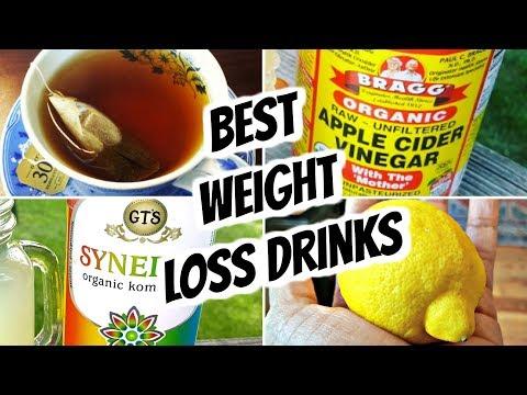 best-drinks-to-lose-weight-|-apple-cider-vinegar,-kombucha,-lemon-water,-tea