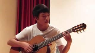 Cuối Cùng Cho Một Tình Yêu (TCS / VTH) - Hiếu Nguyễn độc tấu guitar