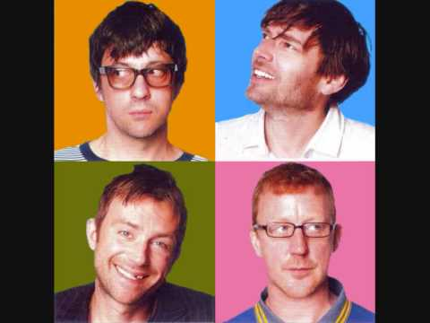 Bonebag by Blur (b-side)