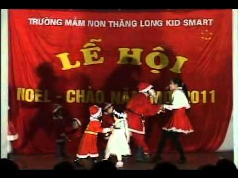 Tiet muc Ong But cua co va tro Truong mam non ThangLong KidSmart.avi