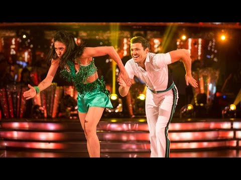 Mark Wright & Karen Hauer's Showdance to 'Don't Stop Me Now' - Strictly Come Dancing: 2014 - BBC One