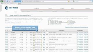 Credit.webmoney.ru: Получение кредита(В этом видеоролике мы расскажем о том, как получить кредит на кредитной бирже credit.webmoney.ru., 2010-10-18T15:50:29.000Z)