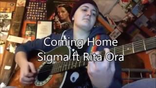 Coming Home (Sigma ft. Rita Ora cover) - Frankie