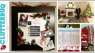 5 Holiday Organizing Tips 🎄bonus🎄 Free Gift Giving And Cleaning Routine Printable
