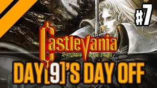 day 9 s day off castlevania symphony of the night p7