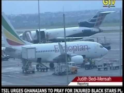 GTV News (Ghana) - Kotoka International Airport & Role In Oil Discovery - May 2010