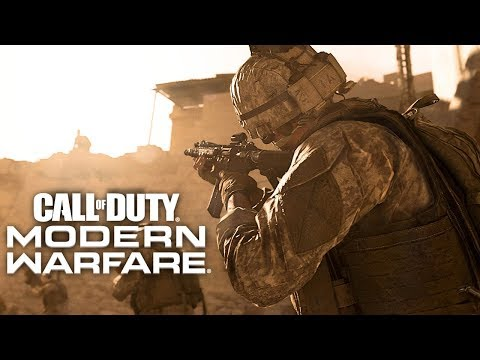 Call of Duty: Modern Warfare - Official Multiplayer Mode Gameplay Highlights