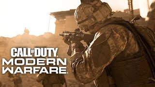 Call of Duty: Modern Warfare - Official Multiplayer Mode Gameplay Highlights