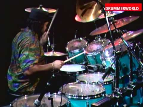 Dennis Chambers: The Big Open Drum Solo