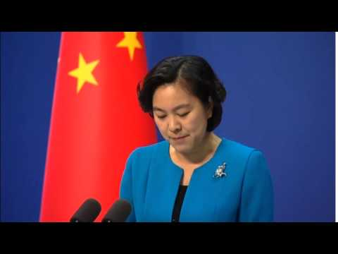 China says that its laws ban torture