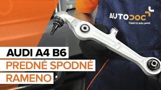 Údržba Audi Quattro 85 - video návod