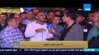 البيت بيتك - المراسل محمد سعد : لقاء مع بعض العاملين بمجال السياحة و بعض الاراء للخروج من الازمة