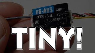 flysky fs a8s micro receiver review