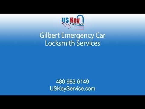 Gilbert Emergency Car Locksmiths | US Key Service