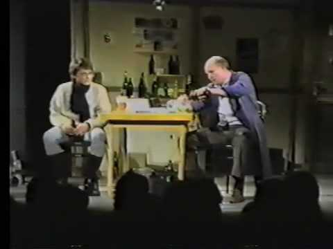 Vaclav Havel AUDIENCE NO CURTAIN THEATER Uncut Part 1.