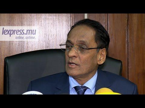 Bramer Bank: «L'exécutif out», dit Vishnu Lutchmeenaraidoo