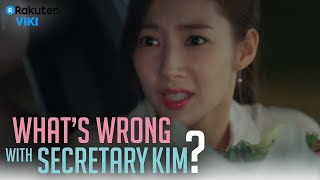 What's Wrong With Secretary Kim? - EP1 | Allergies Not Love [Eng Sub]
