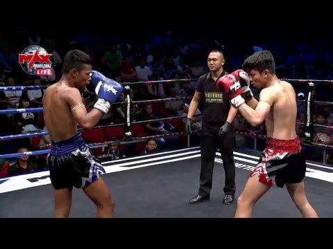 MUAY THAI Fighter  I April 24th, 2018