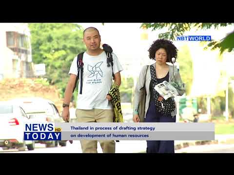 Thailand in process of drafting strategy on development of human resources