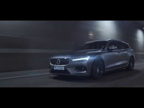 2019 NEW Volvo V60 Facelift Interview with CEO's Hakan Samuelsson