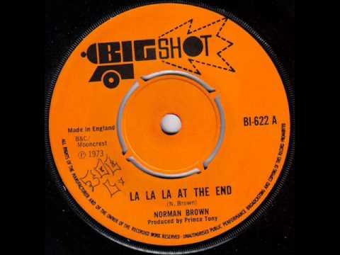 Norman Brown - La La La At The End-Big Shot Reggae